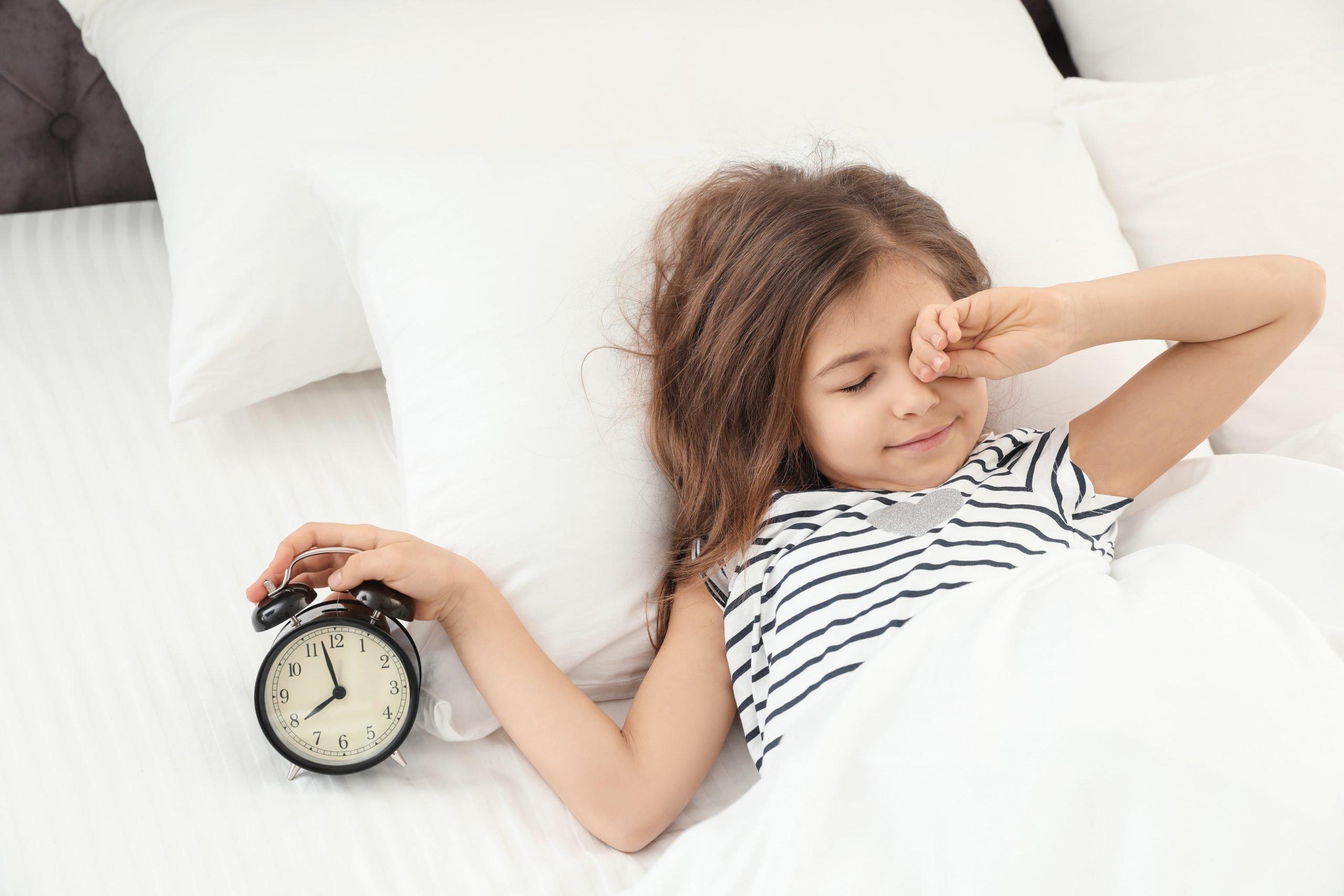 Sleep Breathing Disorders in Children